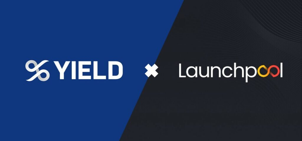 YIELD App partners with Launchpool