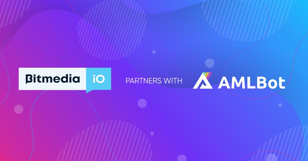 Bitmedia & AMLBot Partnership Announcement