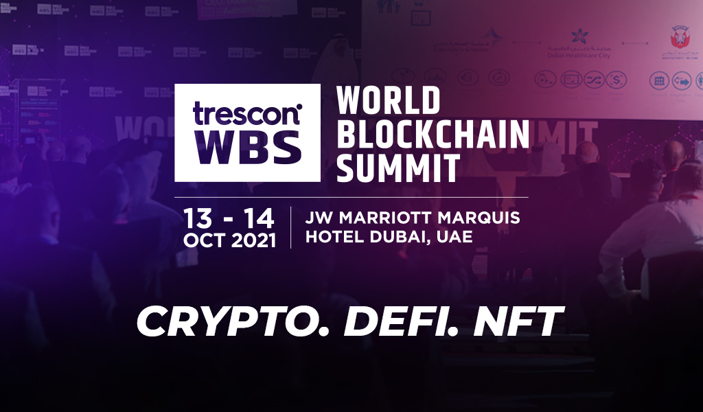 19th Global Edition of World Blockchain Summit returns to Dubai with its in-person, live event